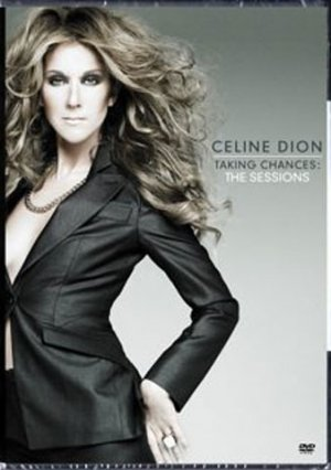 Celine Dion Taking Chances: The Sessions Very Rare DVD