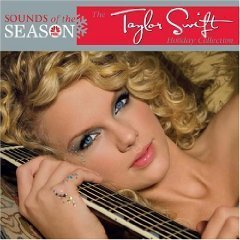 TAYLOR SWIFT Sounds of the Season -  The Taylor Swift Holiday Collection CD Rare OOP