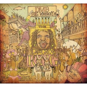 Dave Matthews Band - Big Whiskey and the GrooGrux King CD