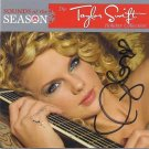 Autographed TAYLOR SWIFT Sounds of the Season Limited Edition CD