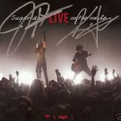 """AUTOGRAPHED SUGARLAND """"Live on the Inside"""" CD/DVD Live"""