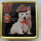 Stewart's Luxury Scottish Fudge - White Westie Dog Design