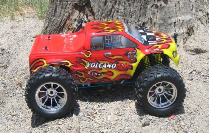 Redcat Racing Volcano SV 4x4 1/10 Scale Truck