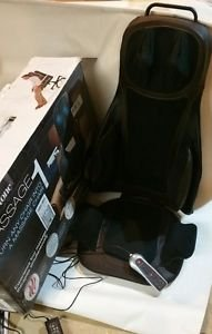 Brookstone Massage1 Full-Body Massaging Seat Topper Free shipping