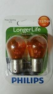 Philips 1157NALL x2 Bulbs Standard Tail & Stop Light Replacement OEM DOT B2