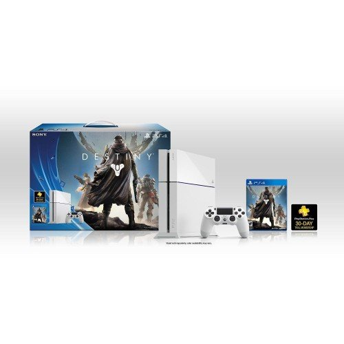 Playstation 4 Destiny PS4 White Bundle With ANY 7 Games Of Your Choice
