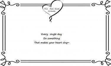 Make Your Heart Sing Quote