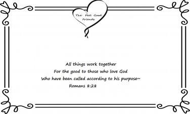 Feel Good Bible Verse
