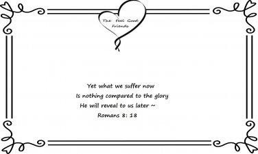 Suffering Bible verse