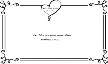 Faith Bible Verse