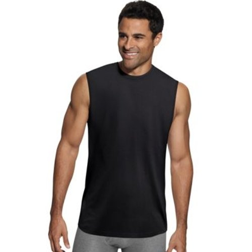 Champion Active Performance Muscle Shirt 2-Pack HBI_CCPMS1