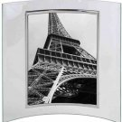 CURVED GLASS PICTURE FRAME 5X7