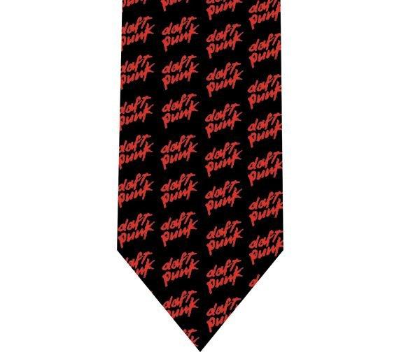 Daft punk Tie - model 1