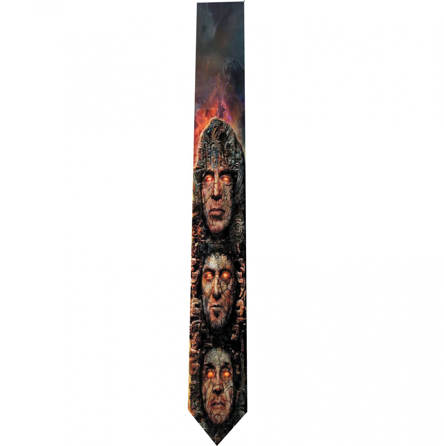 Iron Maiden Tie - Model 2