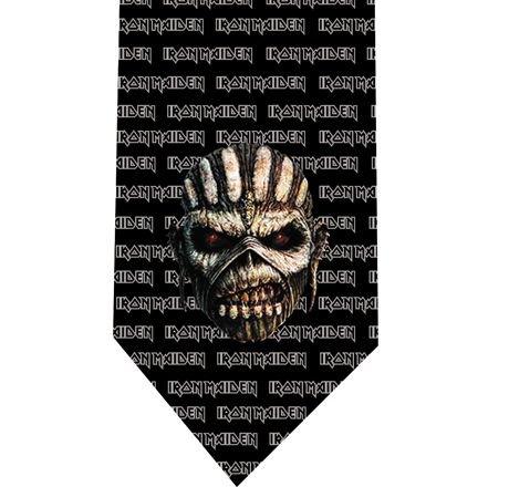 Iron Maiden Tie - Model 6 - Book of souls