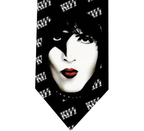 Kiss Tie - Paul Stanley You wanted the best...