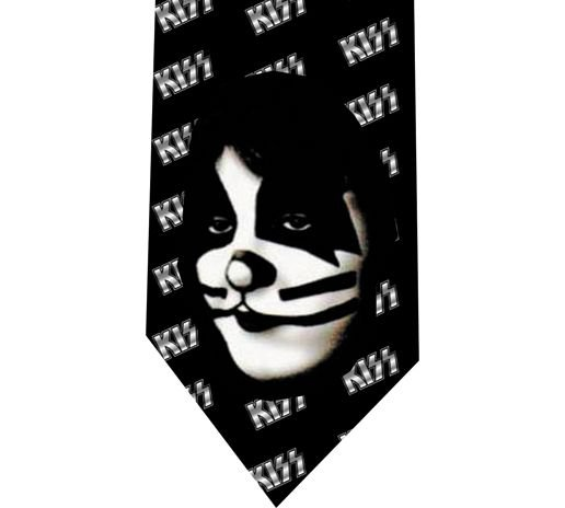 Kiss Tie - Peter Criss You wanted the best...
