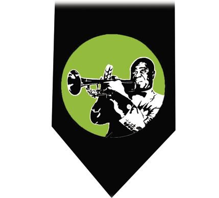 Louis Armstrong Tie Jazz