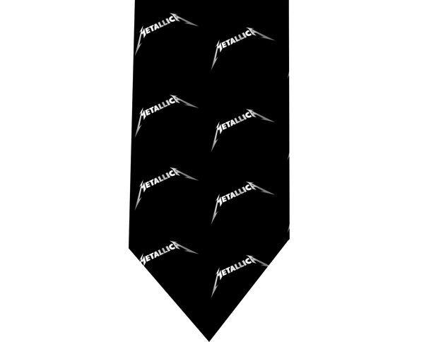 Metallica Tie