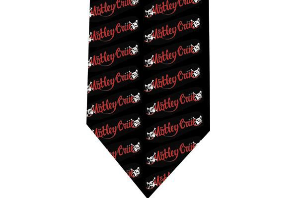 Motley Crue Tie - Model 1