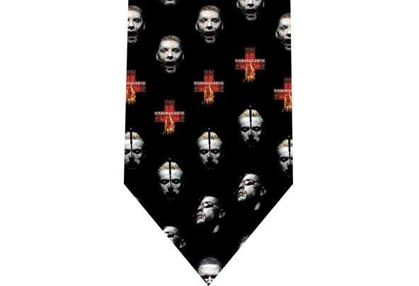 Rammstein Tie