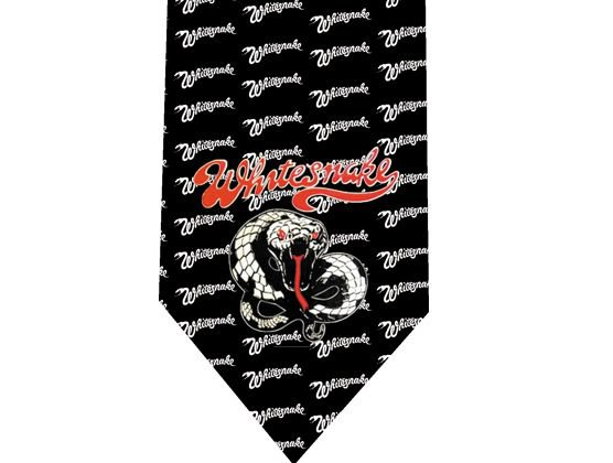 Whitesnake Tie - Model 1
