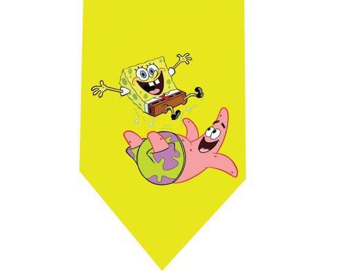 Sponge Bob Tie - Model 3