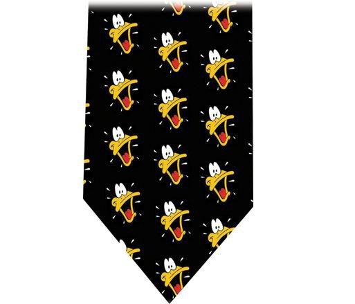 Daffy Duck Tie - Model 2