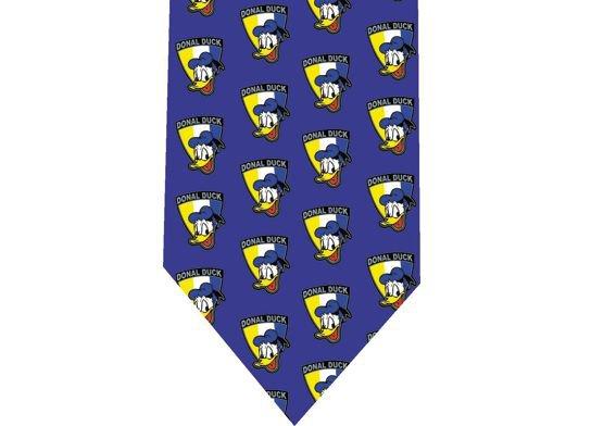 Donald Duck Tie - Model 3
