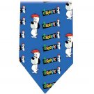 Droopy Tie - Retro Cartoon