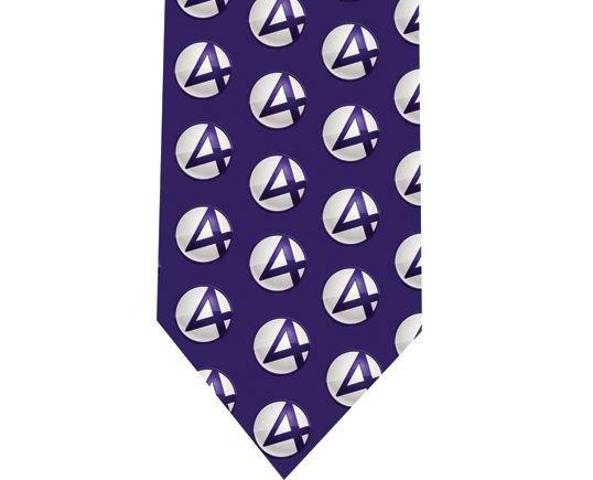 Fantastic 4 Tie - Model 1