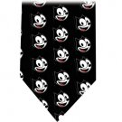Felix The Cat Tie - Retro Cartoon