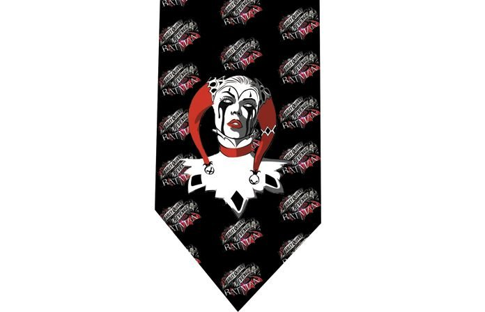 Harley Quinn Tie - Model 3 - Batman