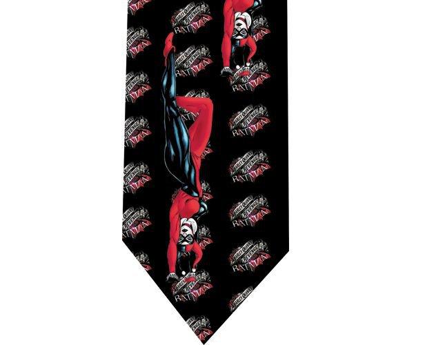 Harley Quinn Tie - Model 9 - Batman
