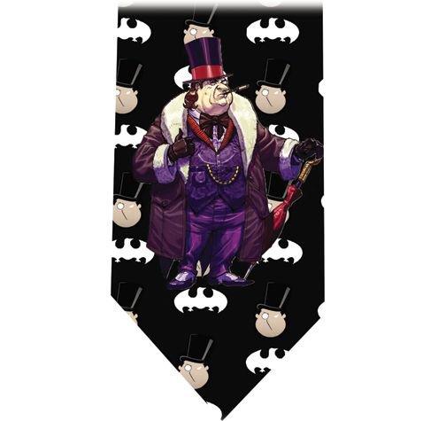 The Penguin Tie - Model 3 - Batman