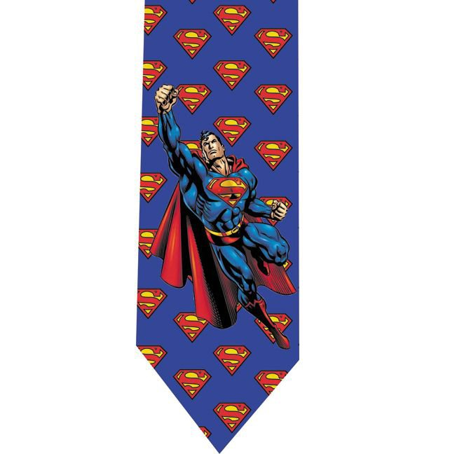 Superman Tie - Model 1