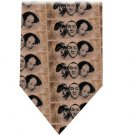 Three Stooges Tie - Model 1