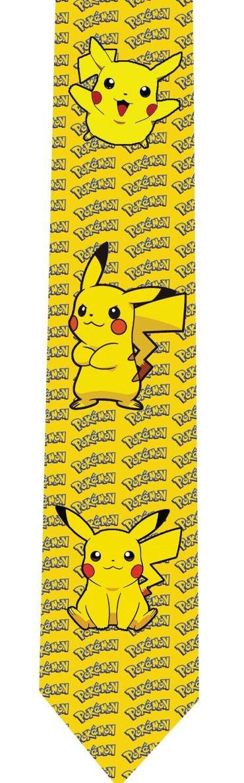 Pikachu Tie - Model 2 Pokemon