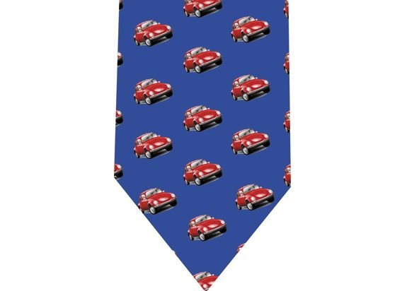 Beatle VW Tie - Car
