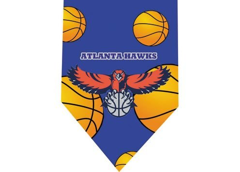 Atlanta Hawks Tie - Basketall USA