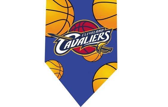 Cleveland Cavaliers Tie - Basketall USA