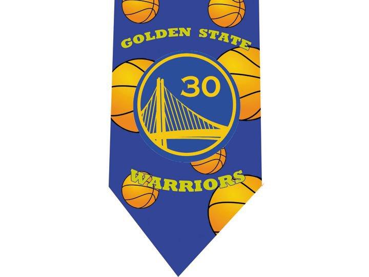Golden State Warriors Tie - Basketall USA