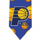 Indiana Pacers Tie - Basketall USA