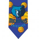 Memphis Grizzlies Tie - Basketall USA