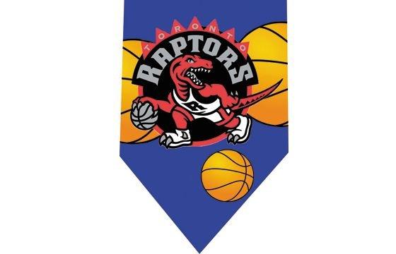 Toronto Raptors Tie - Basketall USA