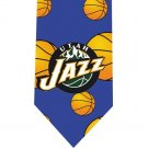 Utah Jazz Tie - Basketall USA