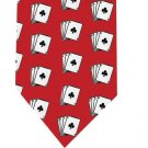 Poker Tie - Model 1 - Cards