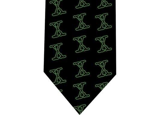 X Files Tie - Model 1