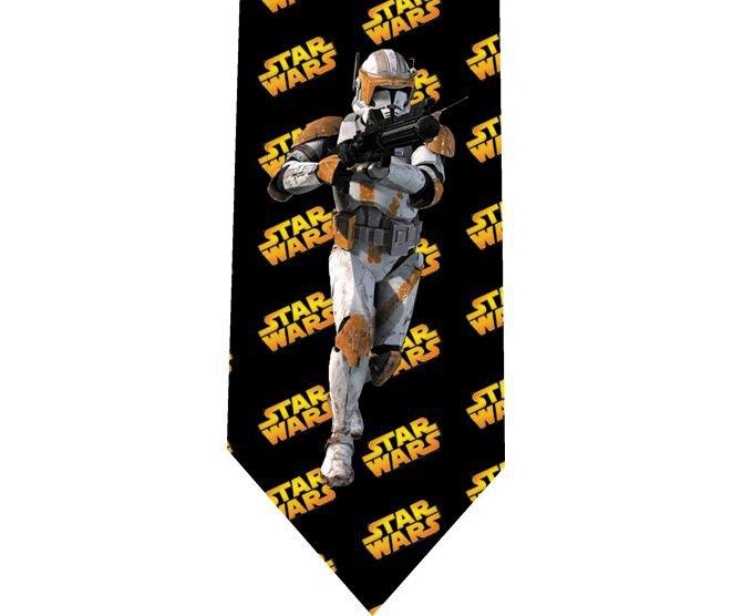 Star Wars Clone Commander Cody Tie