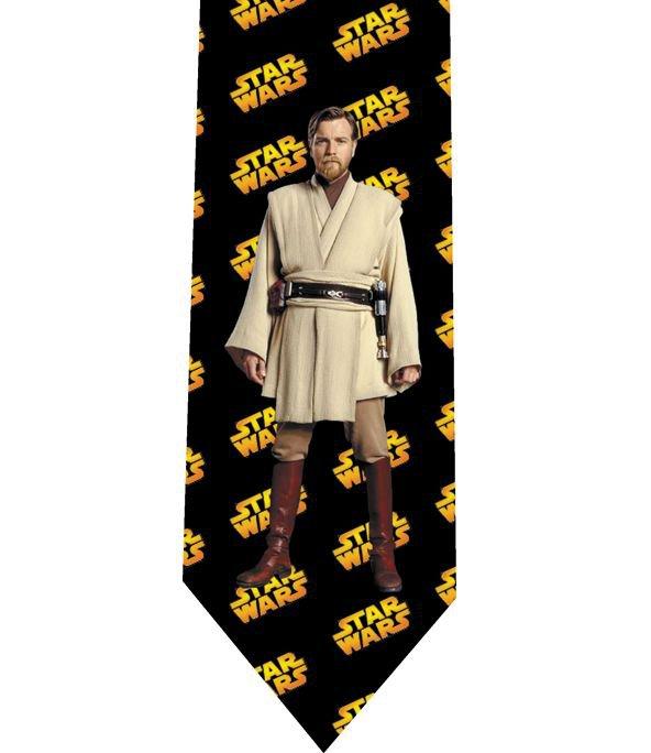 Star Wars Tie - Obi-Wan Kenobi